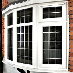 Energy efficient upvc windows in cornwall windows cornwall for Energy efficient bay windows